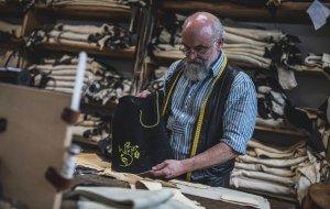 Klaus Bensmann bei der Arbeit, © Allgäu GmbH, Dominik Berchtold