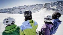 Skitag bei strahlendem Sonnenschein © Allgäu GmbH, Marc Oeder