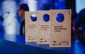 Allgäuer Gründerpreis 2019 © Allgäu GmbH, Philip Herzhoff