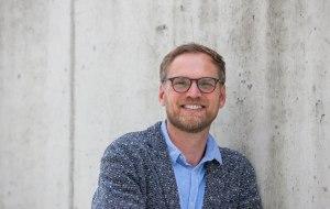 Prof. Dr. Daniel Mark Eberhard, Musiker und Musikpädagoge, © Hubert Klotzeck