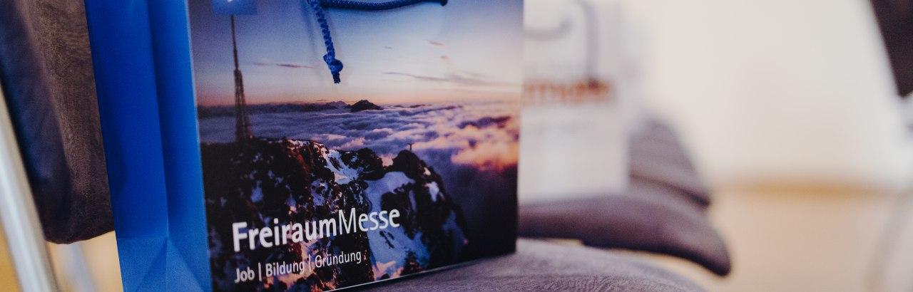 Freiraum Messe Memmingen 2019 © Philip Herzhoff