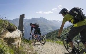 Mountainbike Projekt Allgäu-Tirol © Peter Neusser, © Peter Neusser