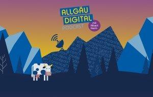 Allgäu Digital Podcast Cover, © Allgäu GmbH, Apollo21
