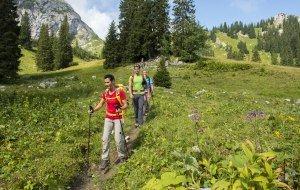 Wandertrilogie Allgäu Hochplattentour Ammergauer Alpen 2013 @ Allgäu GmbH, Klaus-Peter Kappest
