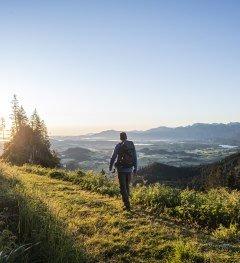 Königlich Wandern  © Tourismusverband Ostallgäu, @Peter von Felbert