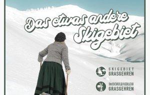 Plakat Neuausrichtung Berg © Naturerlebnis Grasgehren