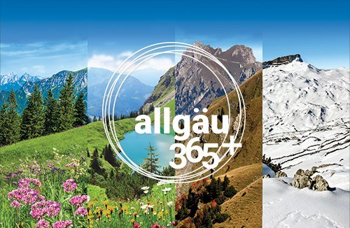 Allgaeu 365 + das neue Ganzjahresticket in den Allgäuer Bergen © Allgäu GmbH
