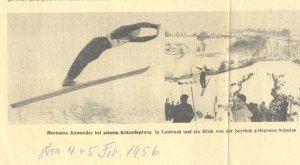 Sieger Anwander 1956 © Druckerei Mayr & Abel, Legau
