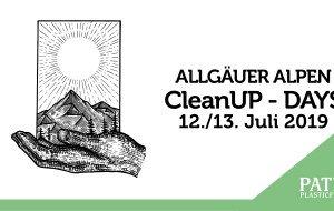 Allgäuer Alpen CleanUP Days, © Patron Plasticfree Peaks Martin Säckl & Raphael Vogler GbR