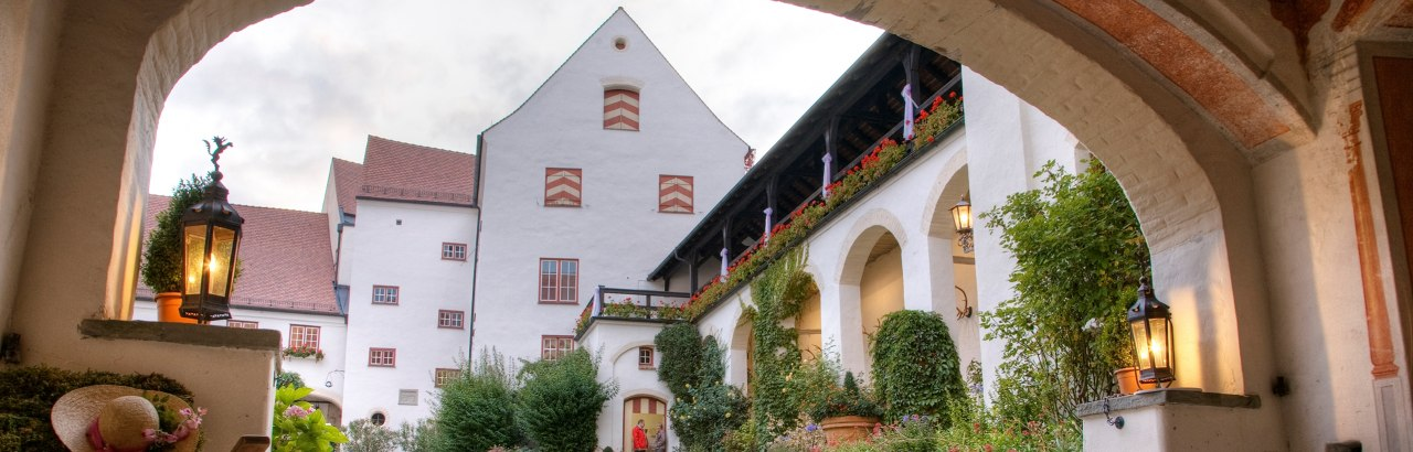 Schloss Kronburg © Schloss Kronburg © Schloss Kronburg