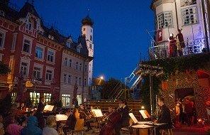 Opernfestival in  Isny © Ernst Fesseler