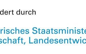 Förderlogo Bayer. Staatsregierung © Freistaat Bayern