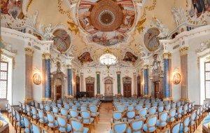 Kaisersaal_Kloster St. Mang © Füssen Tourismus und Marketing