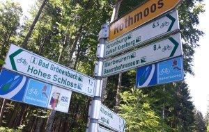 Radrunde Allgäu Bad Grönenbach Rothmoos © Simone Zehnpfennig, Allgäu GmbH