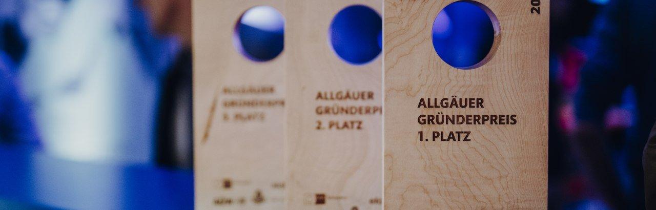 Gründerbühne 2019 © Allgäu GmbH, Isenhoffs