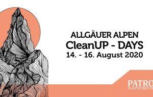 Allgäuer Alpen CleanUP Days 2020, © Allgäu GmbH & Patron