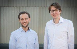 Numbat GmbH - Martin Schall und Dr. Maximilian Wegener, © Allgäu GmbH, Tobias Hertle